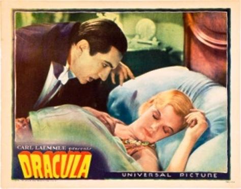 Dracula Lobby card 1931