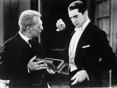 Dracula mirror