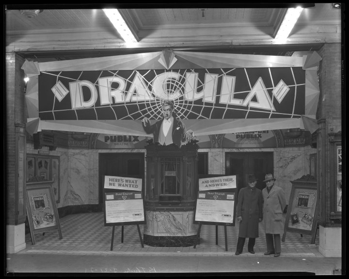 Dracula promo