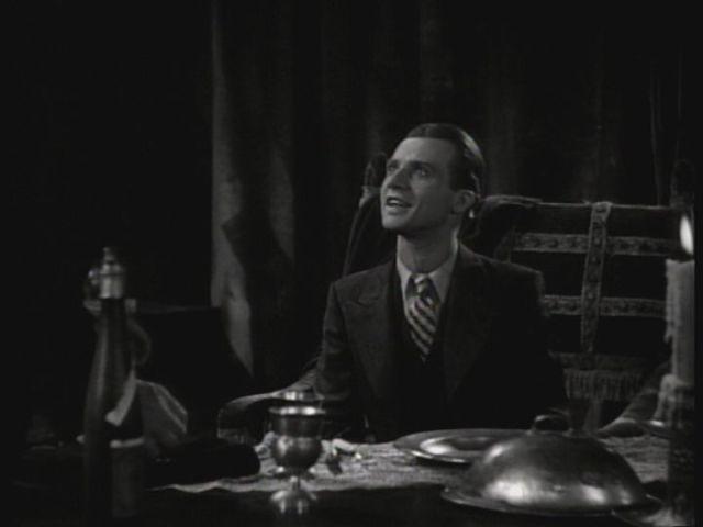 Dracula Renfield dinner