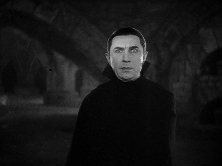 Dracula rises