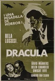 Dracula Spanish poster