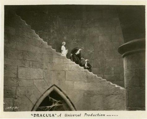 Dracula Stairwell