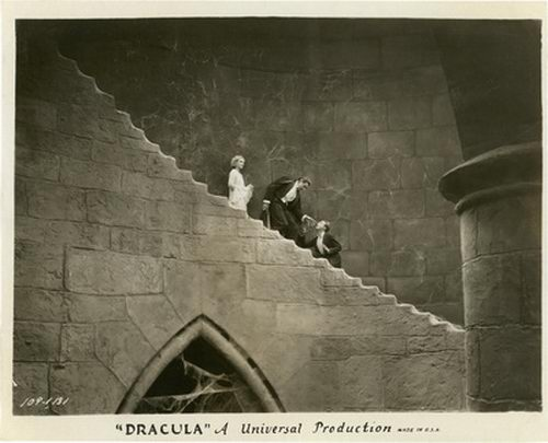 Dracula Stairwell