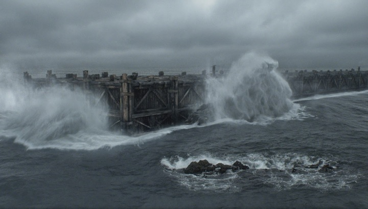 The Ark in NOAH, from Paramount Pictures and Regency Enterprises.N-FX-042