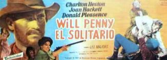 Will Penny Spanish poster