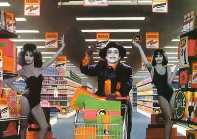 Batman %22 brand new Joker products%22
