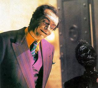 Batman %22I am glad you're dead.%22