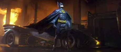 Batman Furst set design