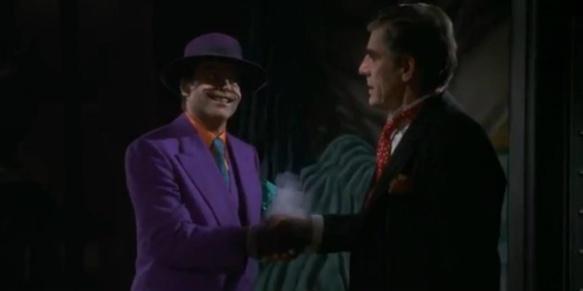 Batman hand buzzer
