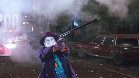 Batman Joker gun