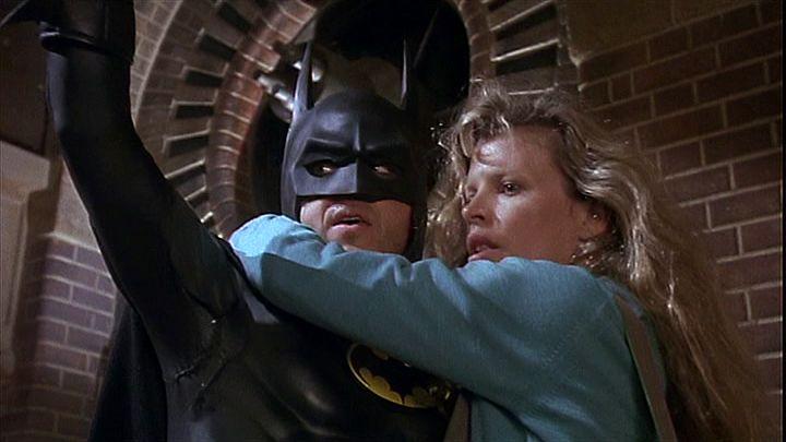 Batman Keaton and Basinger