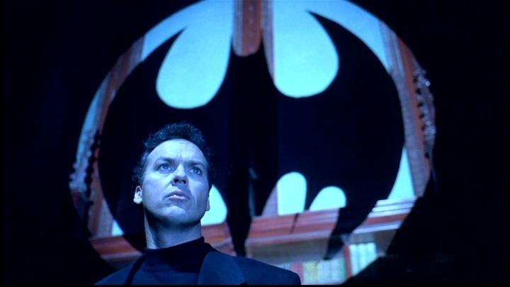 BATMAN RETURNS KEATON AS WAYNE