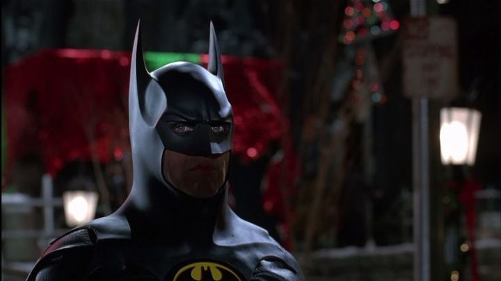 BATMAN RETURNS KEATON