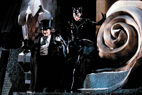 BATMAN RETURNS PFEIFFER AND DEVITO