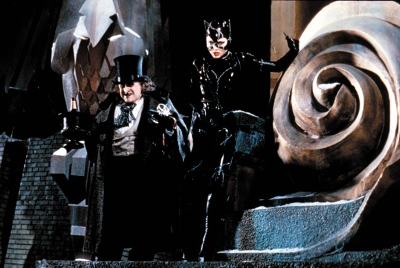 BATMAN RETURNS PFEIFFER AND DEVITO