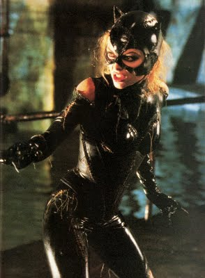 BATMAN RETURNS PFEIFFER AS SELENA KYLE
