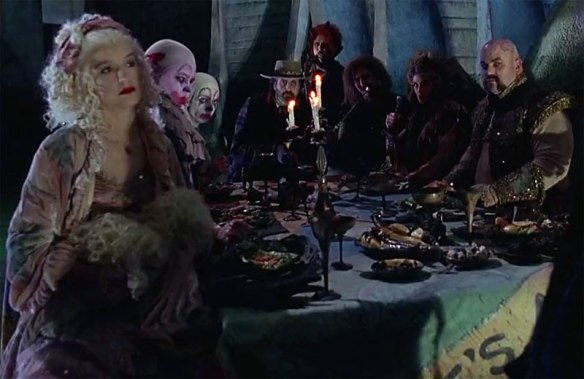 BATMAN RETURNS RED TRIANGLE CIRCUS GANG
