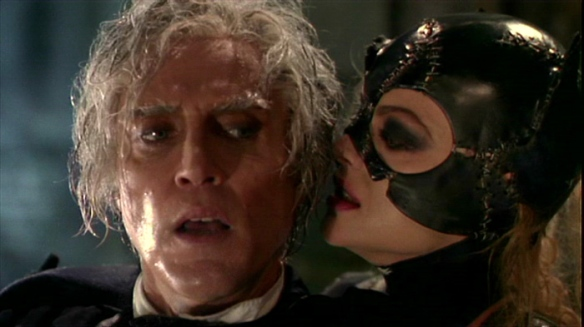 BATMAN RETURNS WALKEN AS SHRECK PFEIFFER AS CATWOMAN