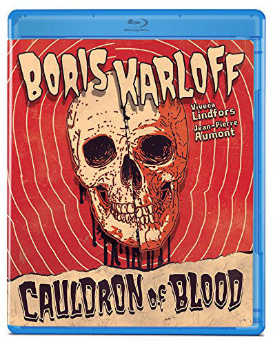 CAULDRON OF BLOOD KARLOFF BLU-RAY