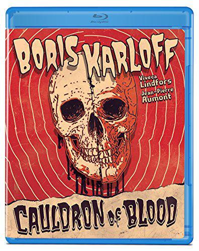 CAULDRON OF BLOOD KARLOFF BLU-RAY