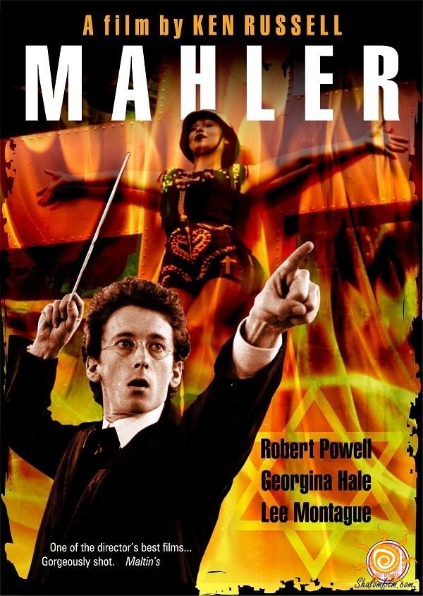 Ken Russell Mahler 1974