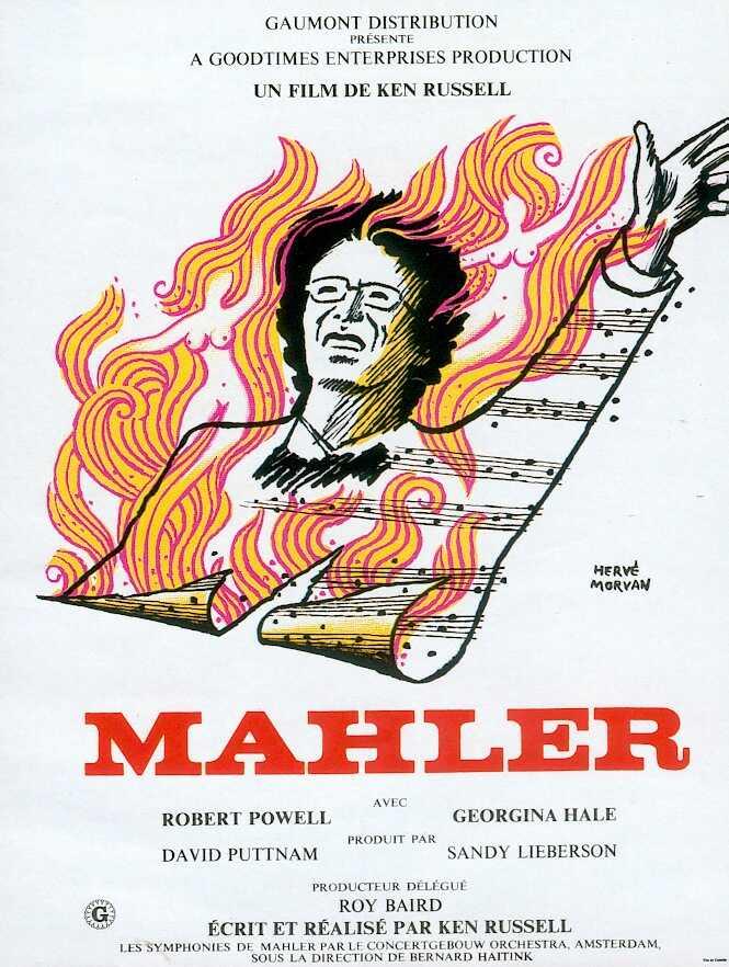 Ken Russell Mahler  poster