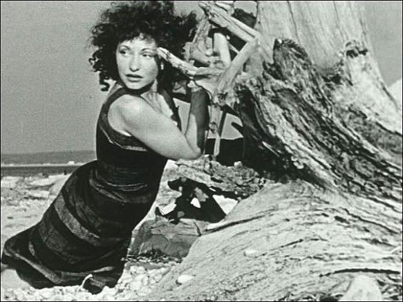 Maya Deren At Land climbing