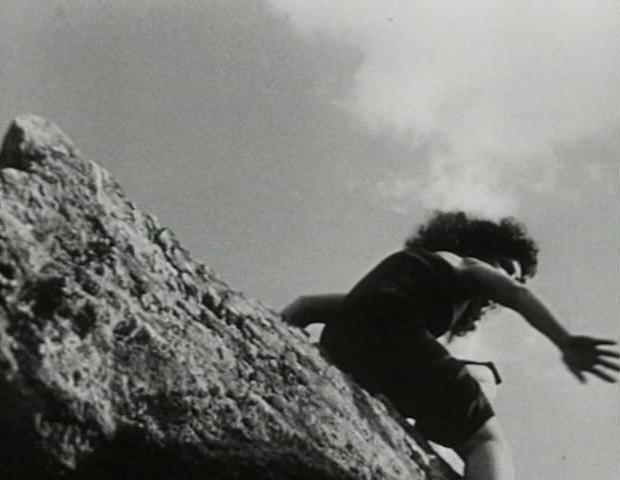 Maya Deren At Land (emerging)