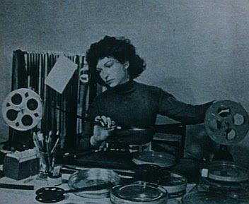 Maya Deren film stock