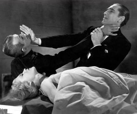 THE BLACK CAT (1934) DEATH MATCH