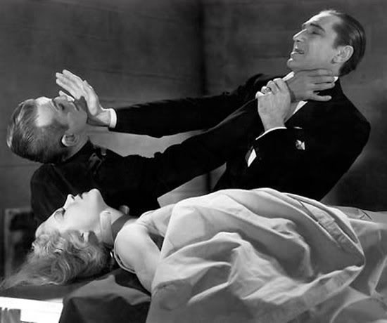 THE BLACK CAT (1934) DEATH MATCH
