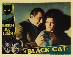 The Black Cat (1934 Edgar G. Ulmer) lobby card