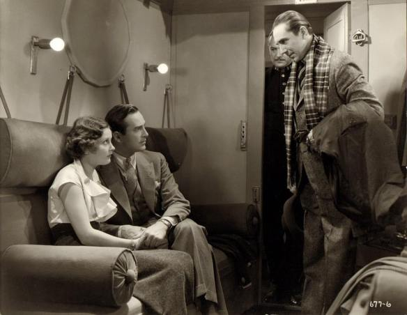 The Black Cat, 1934 ~ Julie Bishop, David Manners & Bela Lugosi