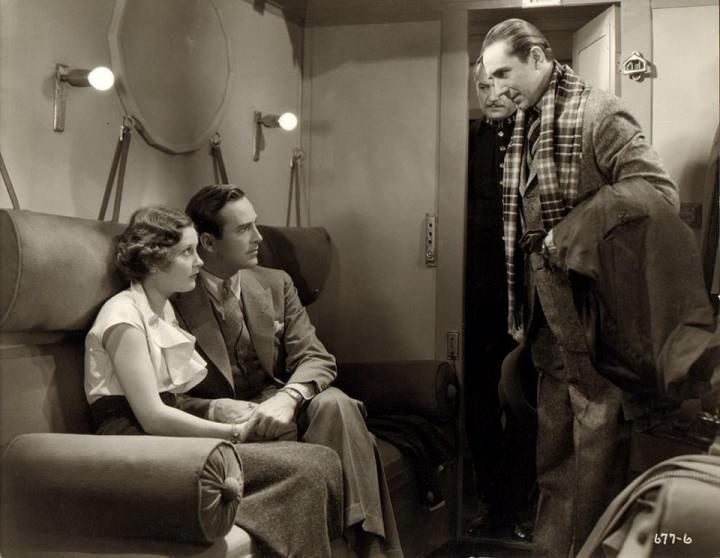 The Black Cat, 1934 ~ Julie Bishop, David Manners & Bela Lugosi