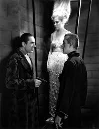 THE BLACK CAT (1934) KARLOFF & LUGOSI