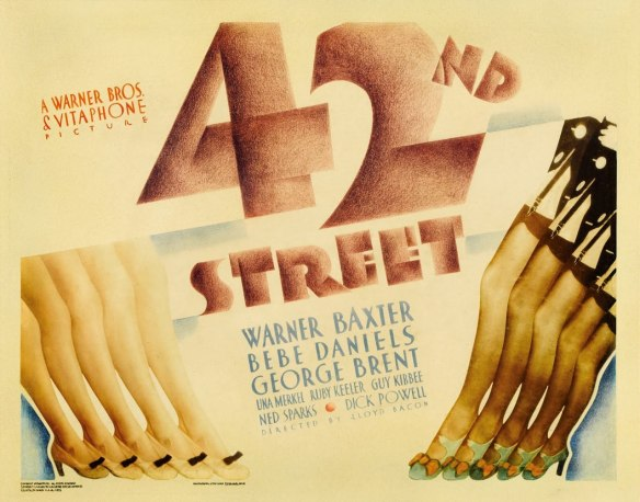 42ND STREET (POSTER)