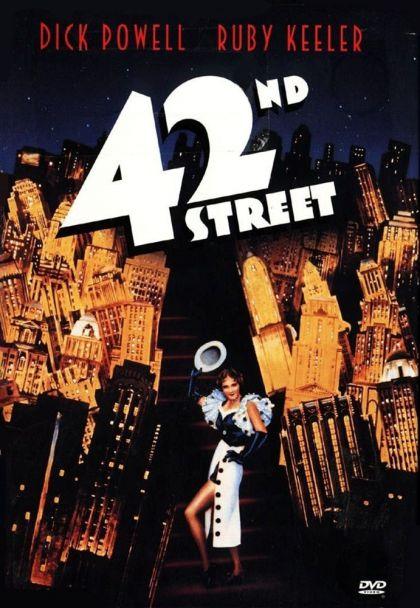 42ND STREET RUBY KEELER