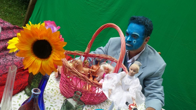 Alfred Eaker as BlueMahler in %22Unrequited%22 2014