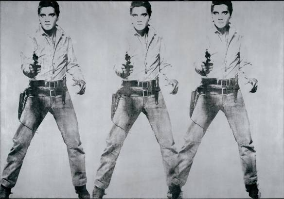 ANDY WARHOL'S ELVIS