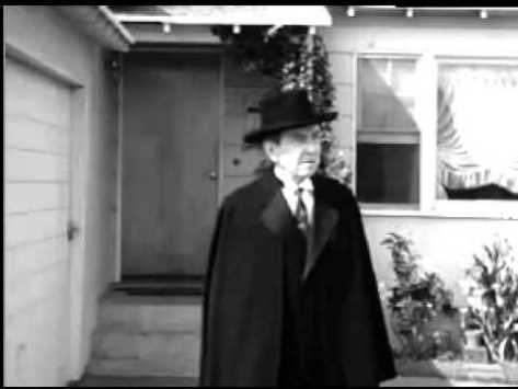 Bela Lugosi Plan 9 From Outer Space (1959)