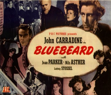 Bluebeard (Edgar G. Ulmer) poster