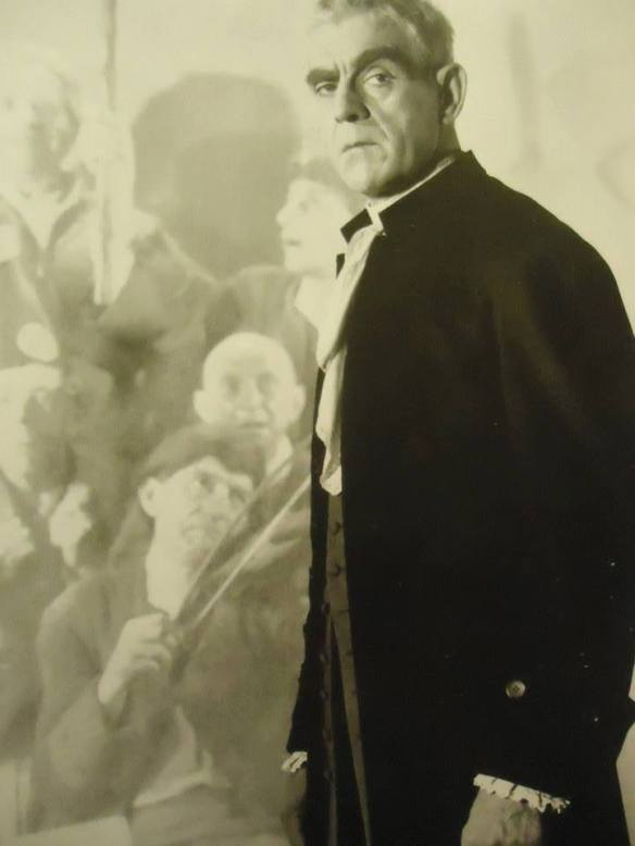 Boris Karloff in Val Lewton's %22Bedlam%22
