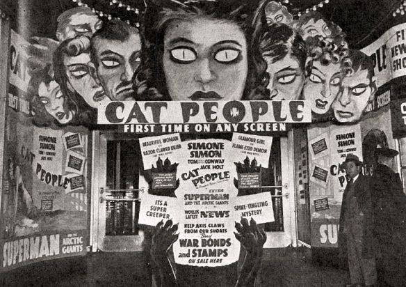 CAT PEOPLE PUBLICITY