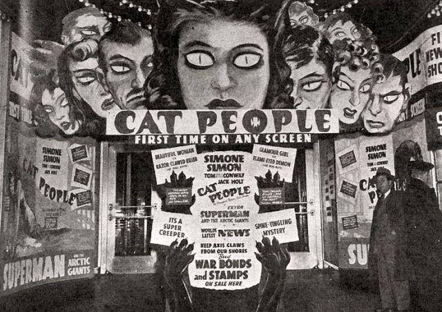 CAT PEOPLE PUBLICITY