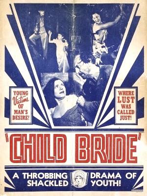 Child Bride (1938) MOIVE POSTER