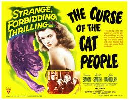 CURSE OF THE CAT PEOPLE POSTER