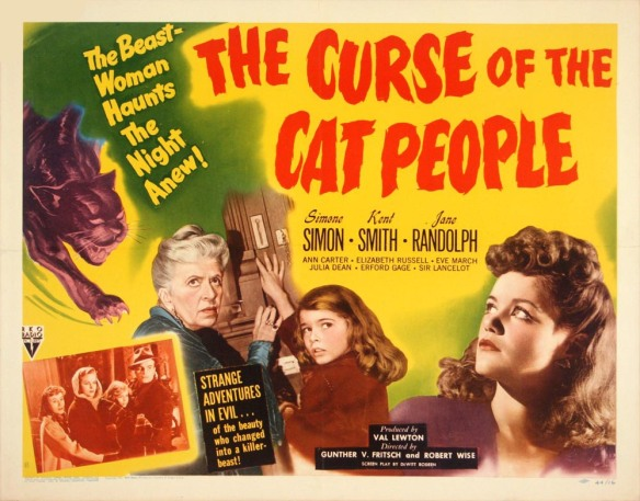 CURSE OF THE CAT PEOPLE SIMONE SIMON