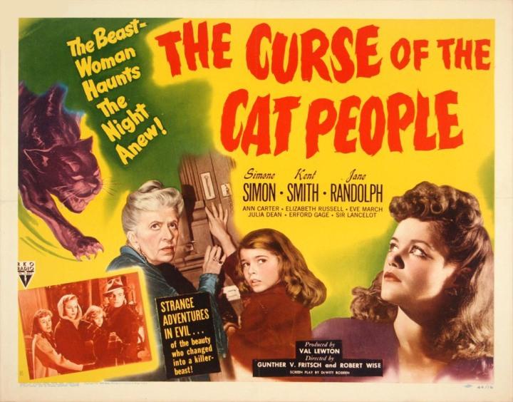 CURSE OF THE CAT PEOPLE SIMONE SIMON