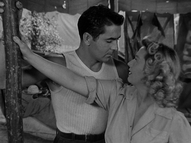 Edmund Goulding's Nightmare Alley Tyrone Power Joan Blondell